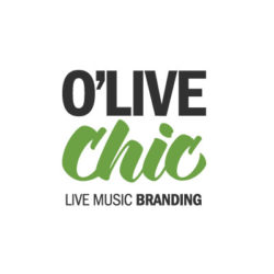 OliveChic • Live Music Branding